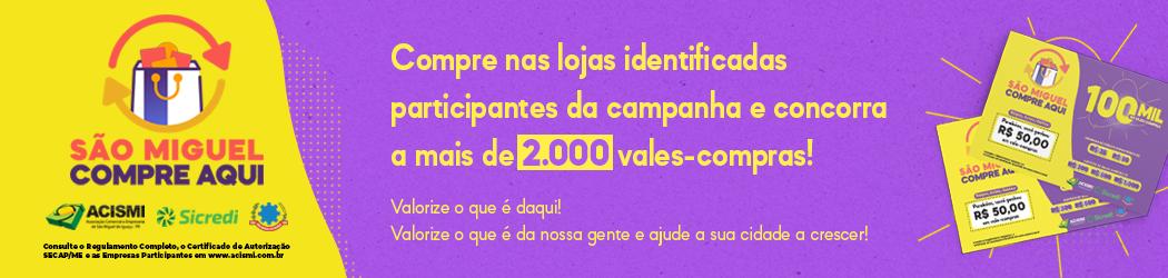 ACISMI - São Miguel compre aqui - Setembro/2021