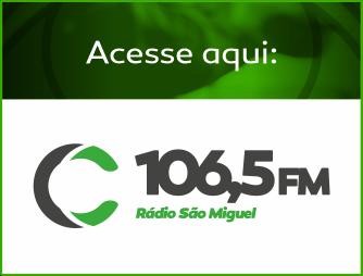 Ouça Costa Oeste 106,5 FM - Institucional