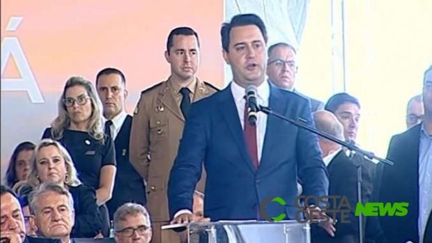 Ratinho Jr exonera todos os cargos comissionados do Estado