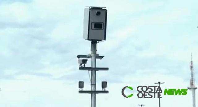 Foz do Iguaçu terá novos radares de trânsito a partir de fevereiro