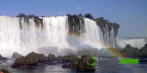 Foz do Iguaçu se reafirma como um dos principais destinos turísticos do Brasil