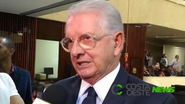 Na Alep, Nelson Justus desiste da presidência da CCJ