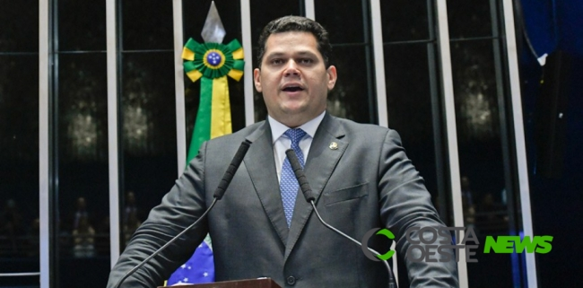 Davi assume presidência do Senado e nega revanchismo com Renan
