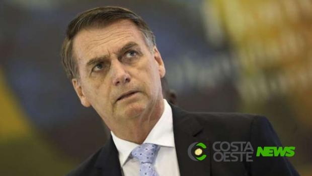 Jair Bolsonaro visita Foz do Iguaçu para posse de novos diretores da Itaipu