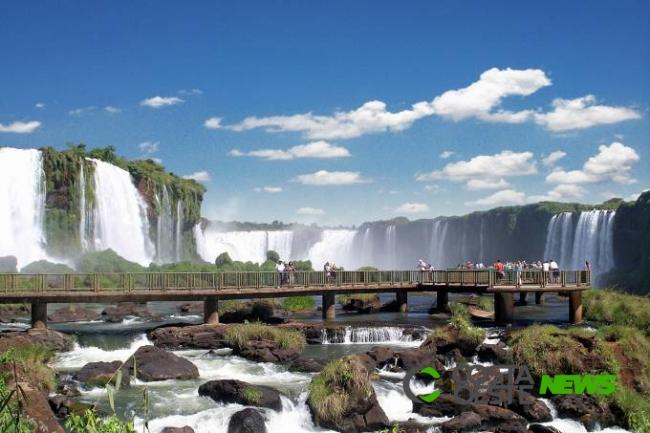 Turismo teve melhor janeiro da história em Foz do Iguaçu