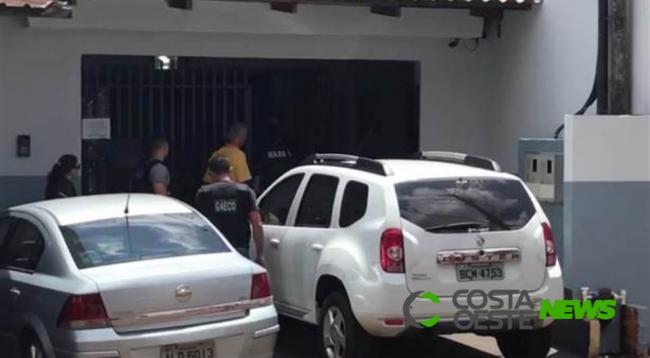 Promotor solicita transferência do vereador Rondonense à penitenciária de Foz do Iguaçu