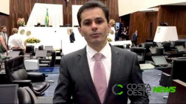 Pacheco é eleito vice-presidente da CCJ na Assembleia Legislativa do Paraná