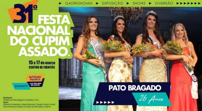 Começa hoje festejos dos 26 anos de Pato Bragado. Confira a programação