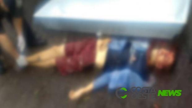 Homens são executados a tiros na fronteira