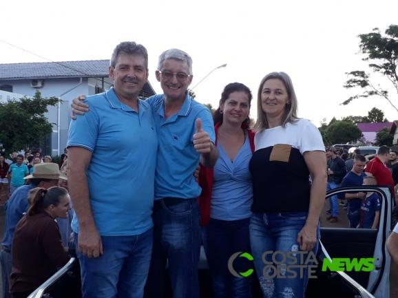 Ivo Roberti (PDT) é o novo prefeito de Serranópolis do Iguaçu