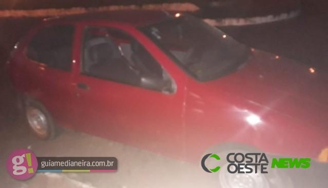 Polícia Militar detém motorista embriagado que se envolveu em acidente