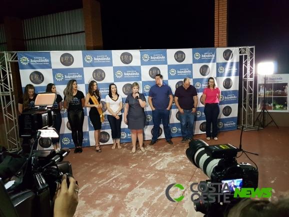 Itaipulândia lança programação do aniversário de 27 anos em evento com a imprensa