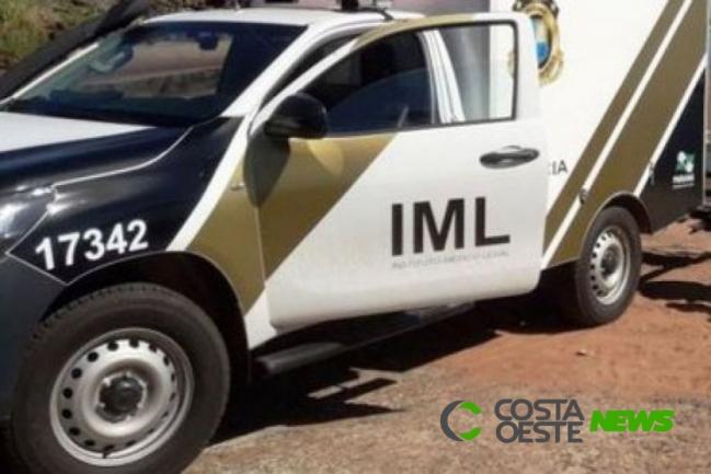 Polícia e IML são acionados após homem ser encontrado morto dentro de residência em Serranópolis