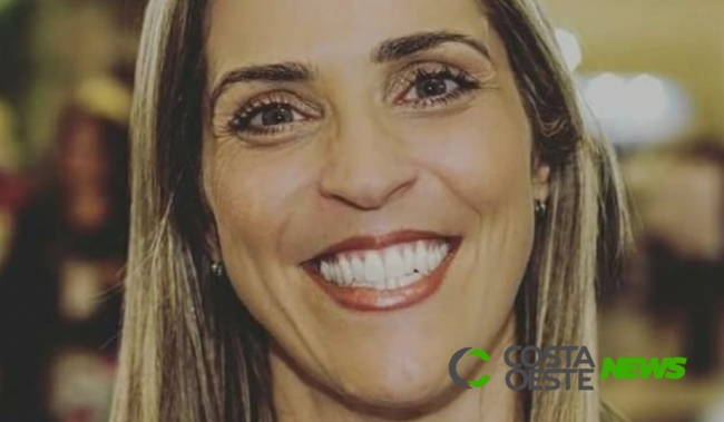 Mulher encontrada morta em Foz é filha da ex-prefeita de Santa Terezinha de Itaipu