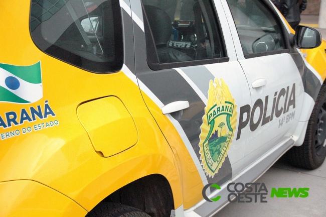 Polícia Militar recupera motocicleta furtada em Entre Rios do Oeste