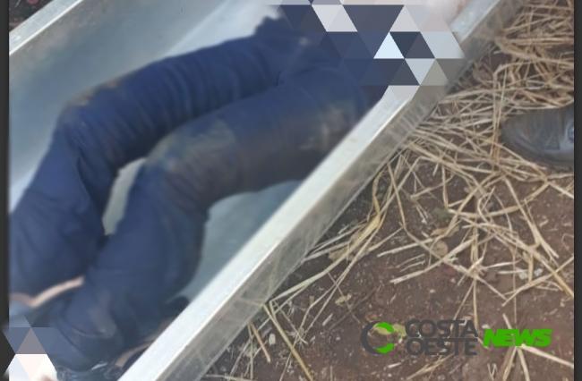 Corpo de mulher é encontrado dentro de bueiro em Foz do Iguaçu