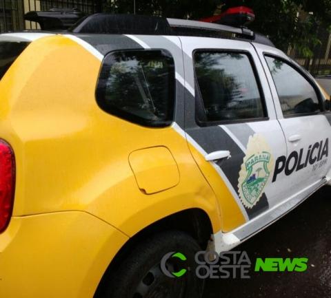 Veículo furtado é recuperado pela Polícia Militar em Pato Bragado