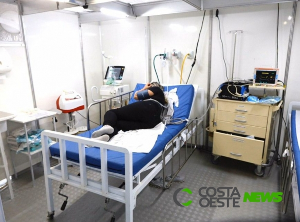 Secretaria Municipal de Saúde Matelândia confirma primeiro  caso identificado de coranavírus