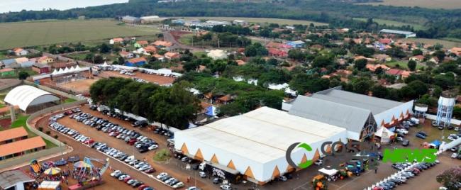 Entre Rios do Oeste transfere data da festa de aniversário do município. Evento acontecerá em dezembro