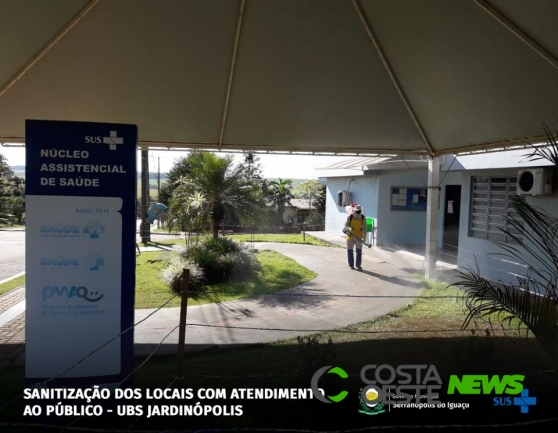Casos da Covid-19 chegam a 18 em Serranópolis do Iguaçu