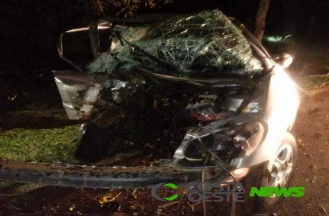 Itaipulândia: Grave acidente com vítima fatal é registrado em São José do Itavó