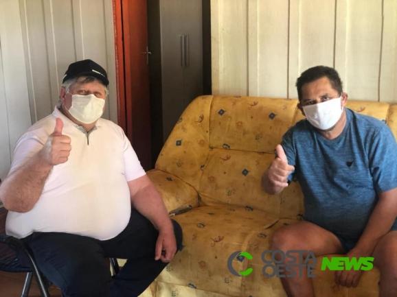 Após 57 dias internado, morador de Vera Cruz do Oeste supera a Covid-19 e recebe alta hospitalar