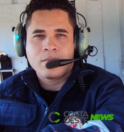 Médico que compõe a equipe do SAMU em Santa Helena está internado na UTI em decorrência da covid-19