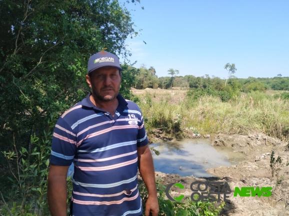 ???Foi um grande susto???, diz agricultor ao encontrar sucuri em sua propriedade em Santa Helena