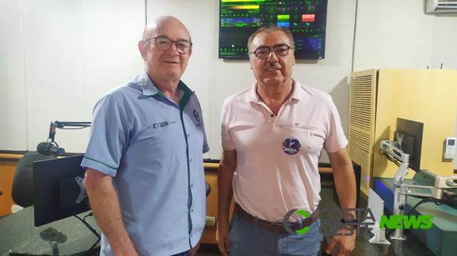Dr. Tomas é o terceiro candidato a prefeito de Medianeira entrevistado na Rádio Independência