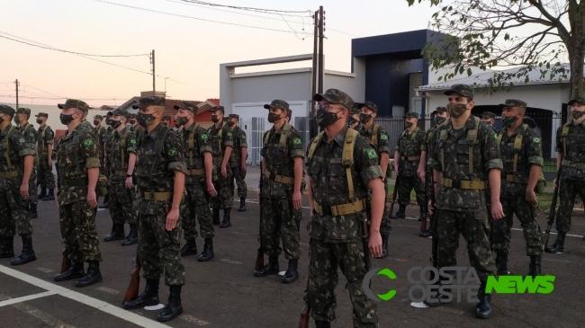 Tiro de Guerra de Medianeira convoca jovens para Alistamento Militar