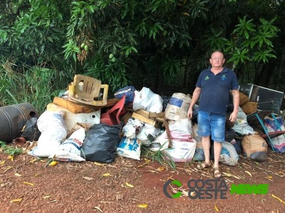 Inicia nesta segunda-feira (23) em Santa Helena, a limpeza do Lago de Itaipu