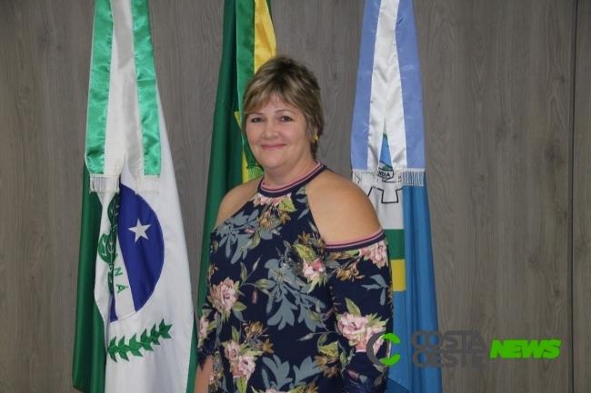 Prefeita Cleide Prates fala sobre reeleição e projeta próxima gestão em Itaipulândia