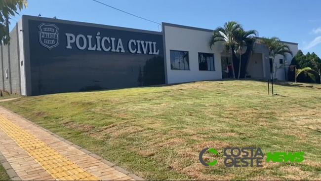 Itaipulândia: Candidato a Vice-Prefeito é encaminhado pela Polícia Federal à Delegacia de SMI