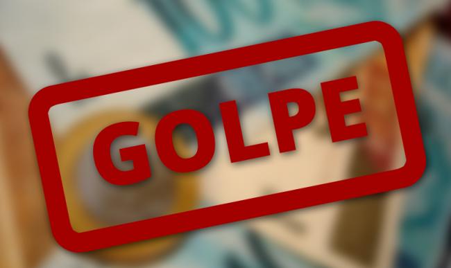 Bragadense é vítima de estelionato e perde R$ 500,00 em golpe