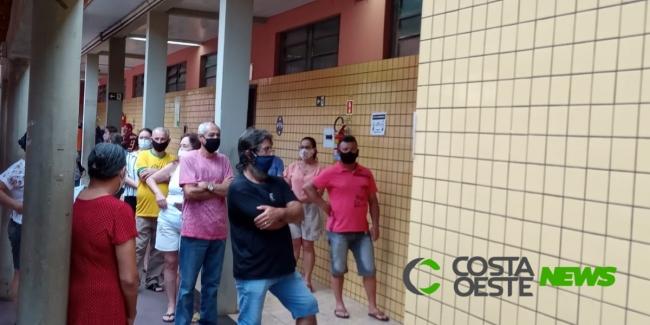 Confira a movimentação das primeiras horas de votação em Guaíra