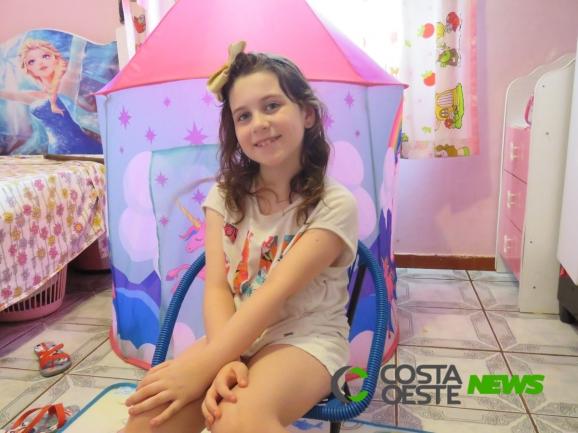 Com 8 anos, santa-helenense recebe convite de 14 agências de modelo e elenco
