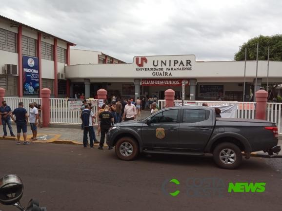 Eleições 2020: Segurança é reforçada em Guaíra