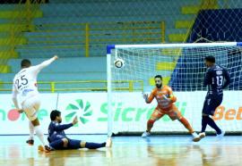 Fotos: Nilton Rolin/foz Cataratas Poker Futsal