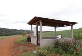 Ecoponto na Comunidade de São José dos Pinhais