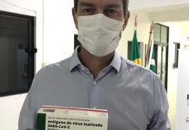 Vice-prefeito Evandro Mees - Foto: Assessoria
