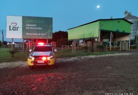 ROTAM intensifica patrulhamento na área rural da região - Fotos: Divulgação PM