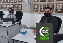 Sessão Câmara de Vereadores Medianeira - 10-05-2021