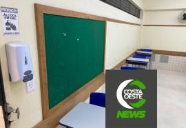 Volta as aulas na rede estadual de ensino - 17-05-2021