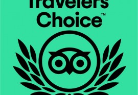 O Del Rey Quality Hotel conquistou um dos prêmios do Travellers Choice 2021, do Tripadvisor
