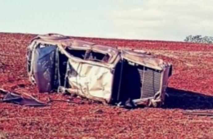 Acidente entre Ramilândia à Matelândia deixa Policial Militar morto