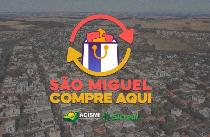 ACISMI apresenta a 3ª edição da Campanha São Miguel Compre Aqui para as Empresas