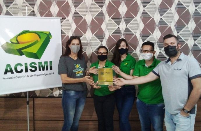 ACISMI conquista o Selo OURO Programa de Certificação em Gestão da FACIAP (PCGF)