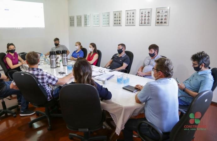Administração Municipal de Missal faz reuniões para discutir melhorias no Plano Diretor aprovado em 2020