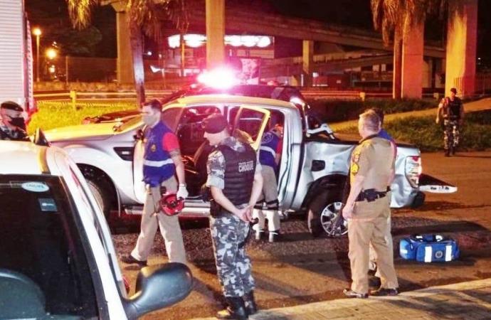 Adolescente de 14 anos morre em Foz durante confronto com a PM após assalto