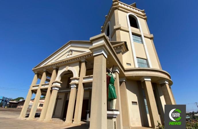 Assista: Missa Solene na Comunidade São Cristóvão em Medianeira